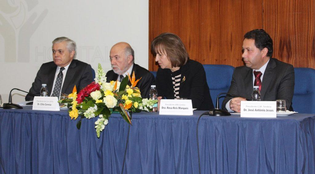 Presidente do Município de Tondela na sessão evocativa do Dia do Centro Hospitalar Tondela-Viseu