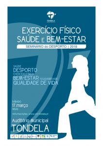 Seminário do Desporto 2018 @ Auditório Municipal de Tondela