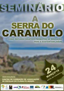 A Serra do Caramulo como recurso didático promotor de educação para a sustentabilidade