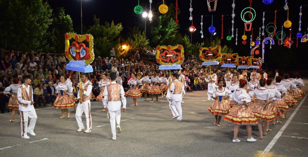 MARCHAS DE SANTO ANTÓNIO trouxeram cor e encanto a Tondela