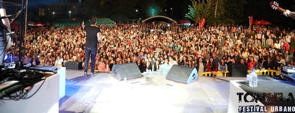 CERCA DE 10 MIL PESSOAS no Festival Urbano de Tondela