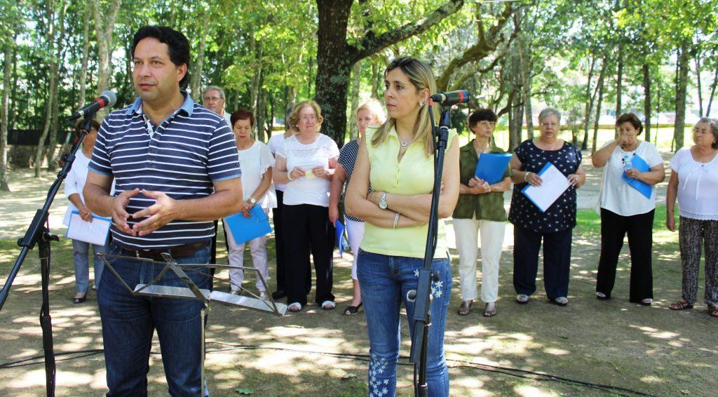 DIA DOS AVÓS comemorado dignamente em Tondela