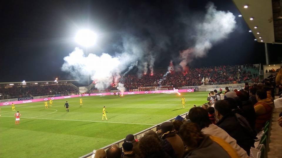 TONDELA COM PRIMEIRA VITÓRIA NA I LIGA frente ao Moreirense (2-0)