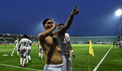 CD TONDELA SAIU DOS LUGARES DE DESCIDA, mas necessita de novas vitórias
