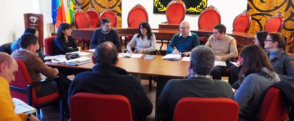 MAXIMIZAÇÃO DA DEFESA DA FLORESTA como preocupação da Comissão Municipal de Tondela