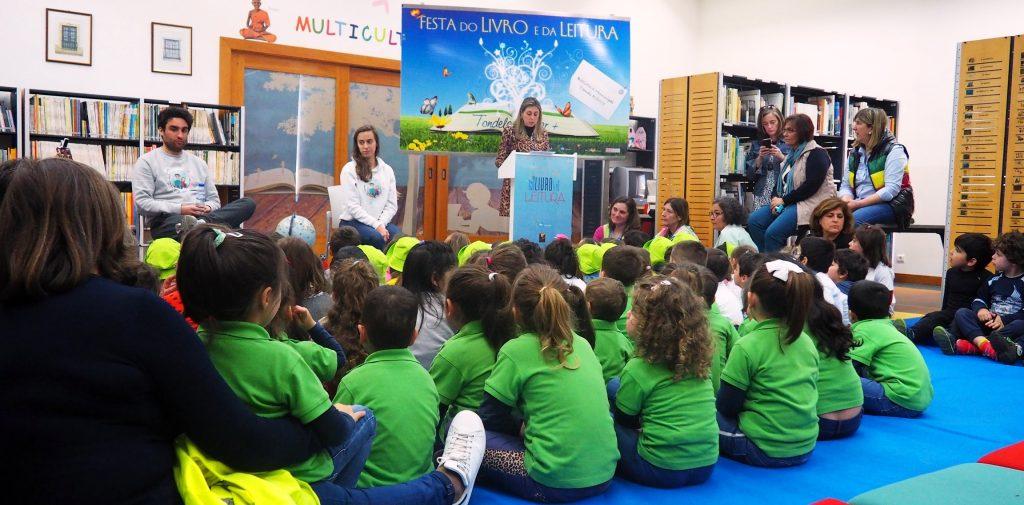 TONDELA CAPITAL DO LIVRO E DA LEITURA POR 26 DIAS com livros para todos os gostos e públicos