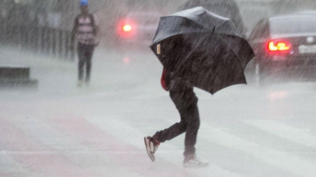 SETE DISTRITOS DO CONTINENTE SOB AVISO AMARELO nesta quinta-feira devido ao vento