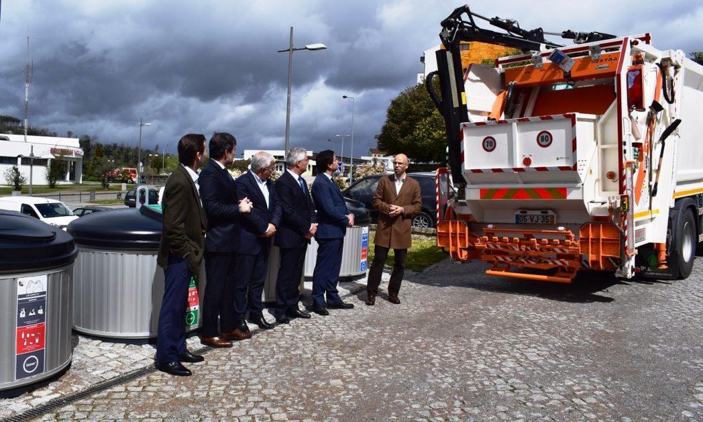 MUNICÍPIOS DA REGIÃO DO PLANALTO BEIRÃO com 18 milhões de euros para melhorar ambiente
