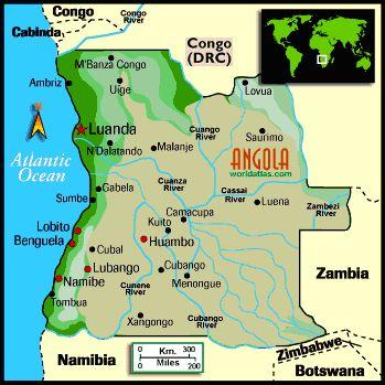 ANGOLA, ENTRE QUICABO E BALACENDE, nas Sete Curvas… Dia 14 de Março de 1973…