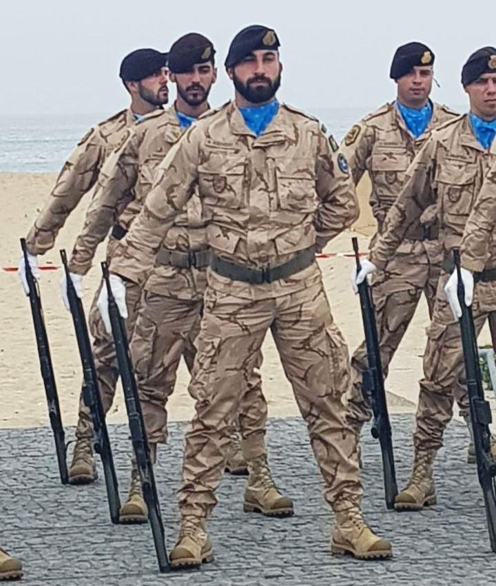 MILITARES DE TONDELA integram força da NATO no Afeganistão