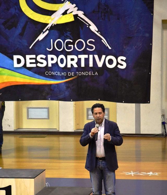 JOGOS DESPORTIVOS DE TONDELA animam o concelho até 7 de Julho