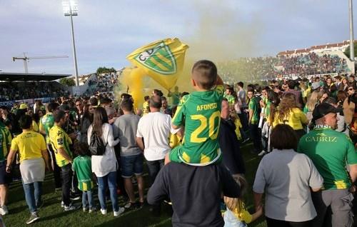 """TONDELA CONTINUA DE """"PRIMEIRA"""" e é o único resistente no interior do país na 1.ª Liga"""