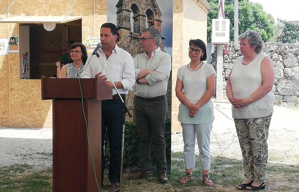 DIA DA VILA E DA FREGUESIA comemorado em Canas de Santa Maria