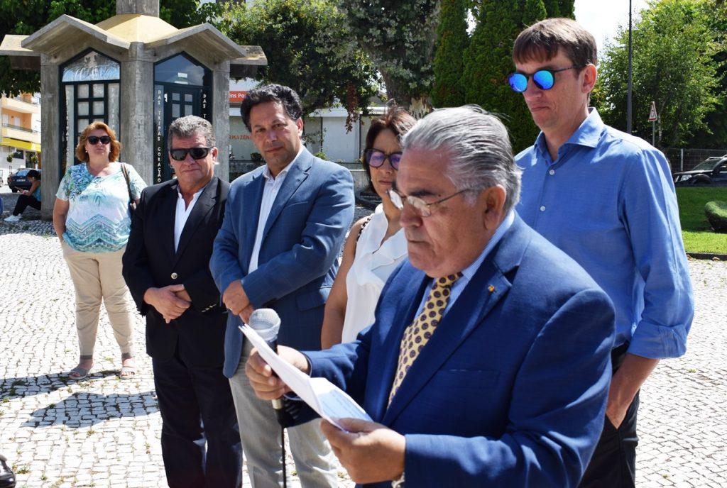 NOS 25 ANOS DO MONUMENTO AO EMIGRANTE município abre as portas a quem se queira fixar em Tondela