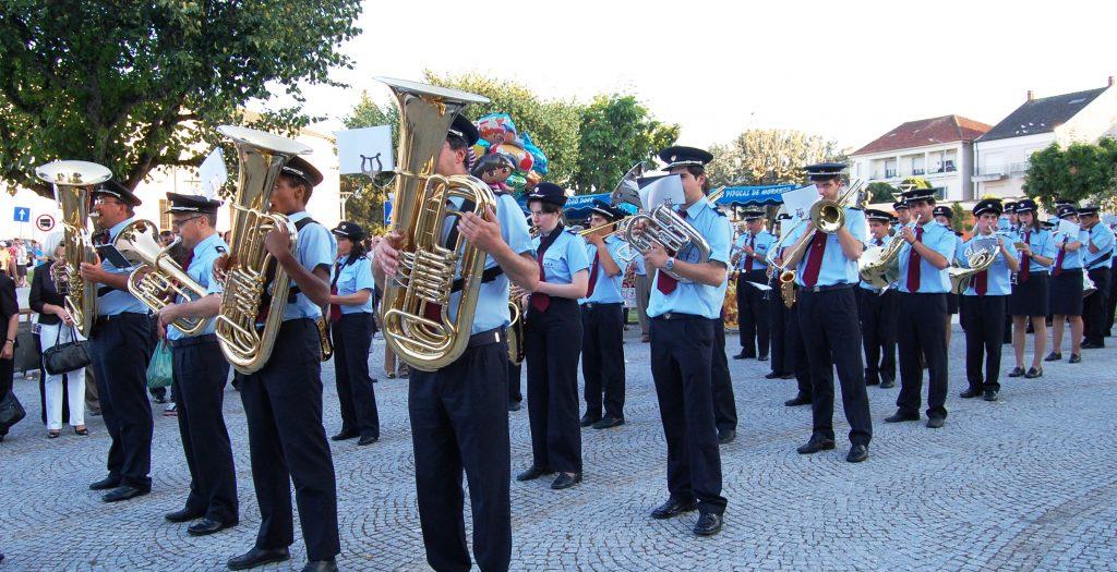 FILARMÓNICA TONDELENSE COMEMORA 117 ANOS com um concerto de bandas