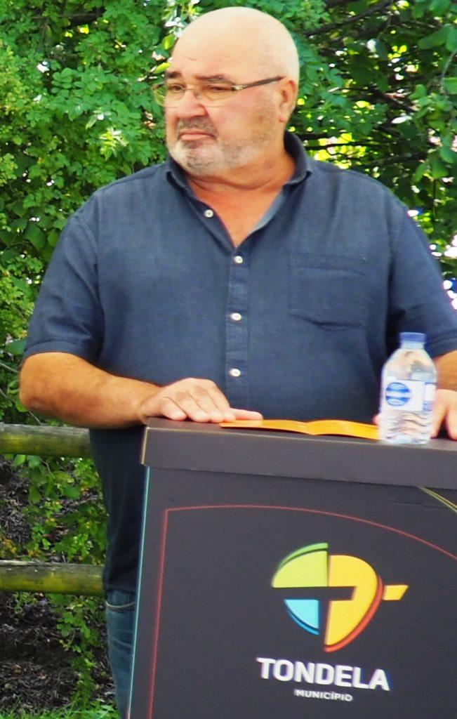 JOSÉ CARLOS COIMBRA EM REGIME DE PERMANÊNCIA no executivo municipal de Tondela