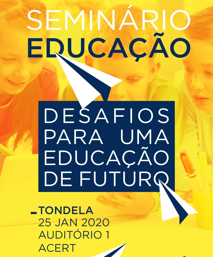 A EDUCAÇÃO EM DEBATE NO AUDITÓRIO PRINCIPAL DA ACERT